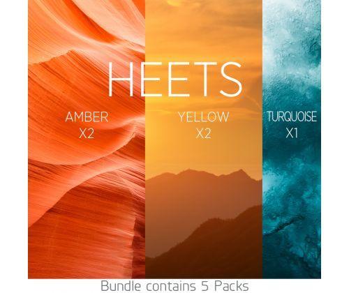 Mix HEETS 5 Packs Classic Flavors