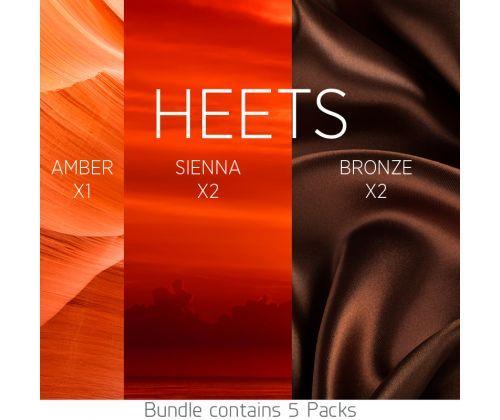 Mix HEETS 5 Packs Intense Flavors