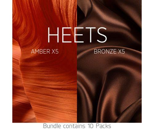Bronze & Amber